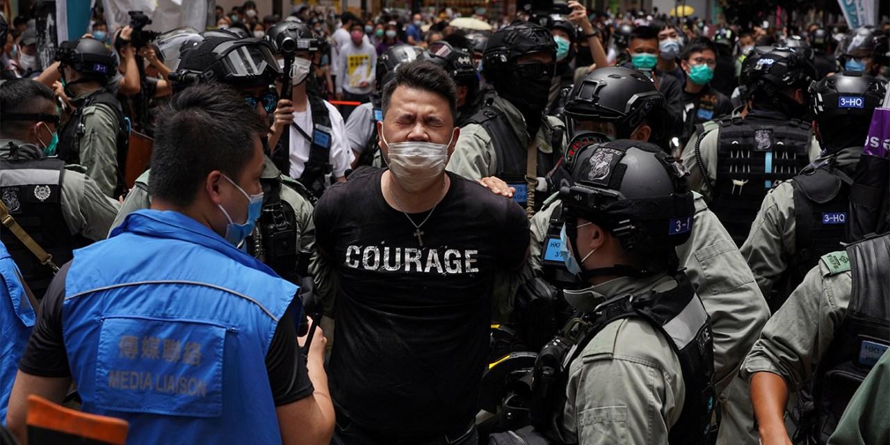 【人权观察】2021世界人权报告中国部分