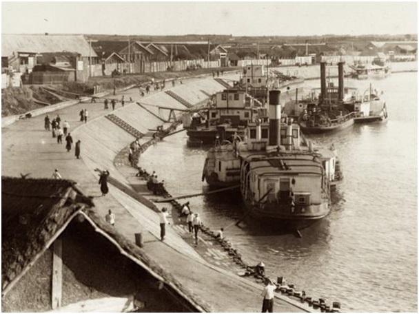 王维洛:1929年中苏富锦海战(三江口海战)