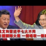 张杰:评蔡英文和习近平同日分获国际大奖