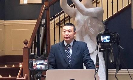 杨建利:在共产主义受难者基金会举办的烛光晚会上的讲话