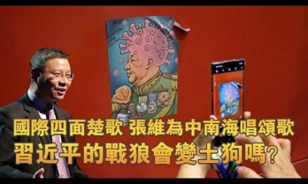 张杰:中国战狼外交走到了尽头吗?