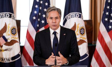 【VOA】布林肯国务卿发表声明 痛批国安法在香港实施一周年