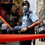 【RFA】百年党庆下的香港 异议声被禁绝