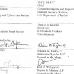 美国与孟晚舟达成的《暂缓起诉协议》