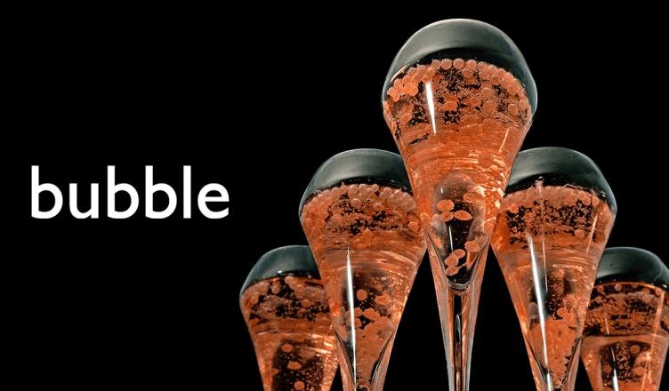 Bubblefood se define como la alta costura del mundo de los eventos.