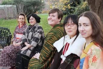 Kimono de Jack December Meeting