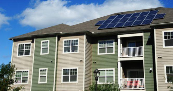 California Mandates Solar Panels For