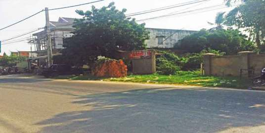 National Road 2 | Land For Sale Near Ta Kmao Bridge