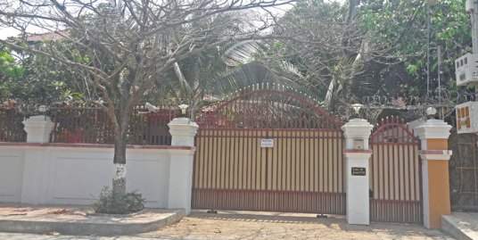 Ramar Football Club | 6 Bedroom Villa For Rent