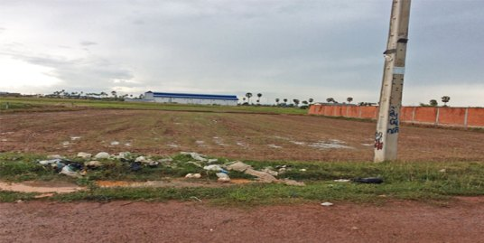 Near Asian Hope International School|Land For Sale