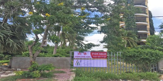 Near Sokha Hotel| Land For Sale