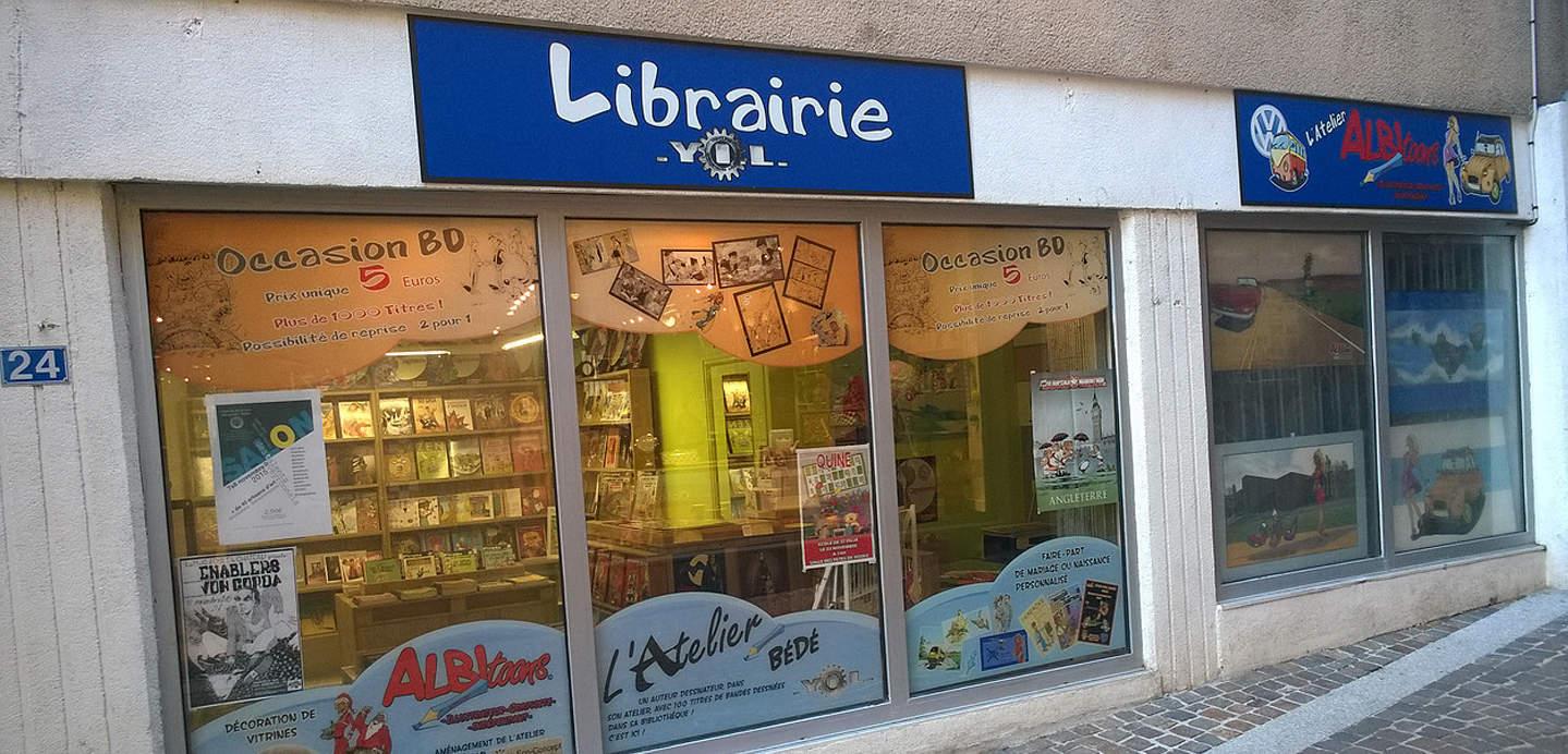 librairie rodez