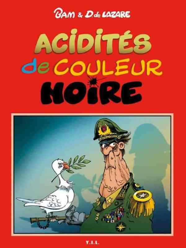 ACIDITES DE COULEUR NOIRE