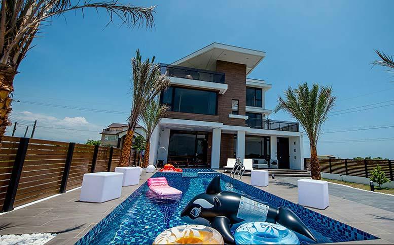 The One Villa 《瘋臺灣宜蘭民宿網》