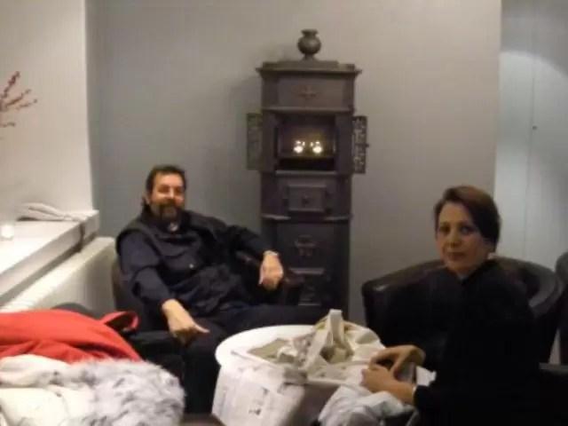 Rıfat Köktürk ve Serap Demet Köktürk Ailesi