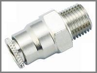 """9.52 mm. Hortum için G1/4"""" NPT Adaptör - G3/8"""" Hızlı Bağlantı"""