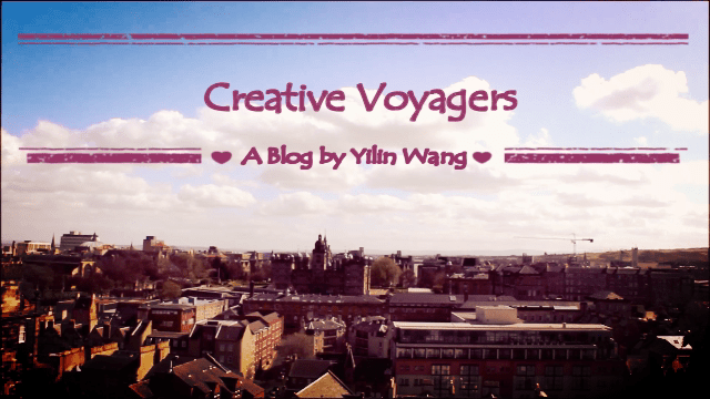 Creative Voyagers Blog
