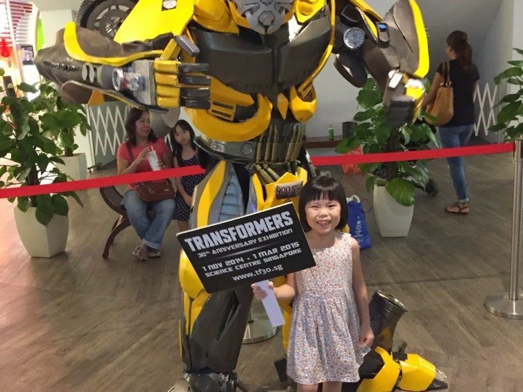Encounter With Bumble Bee!