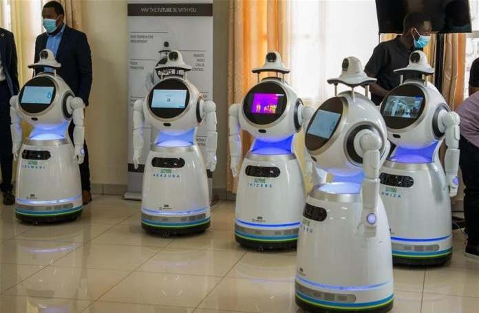 FAAN plans to deploy profiling robots in airports