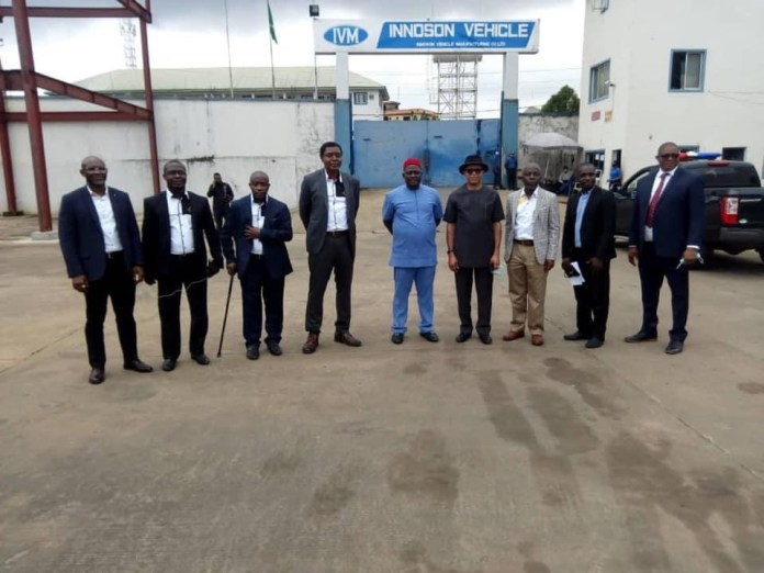 Innoson vehicle manufacturing (IVM) to develop local content.
