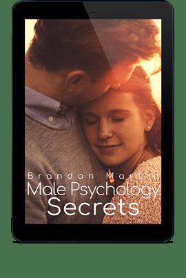 Male Psychology Secrets eCover