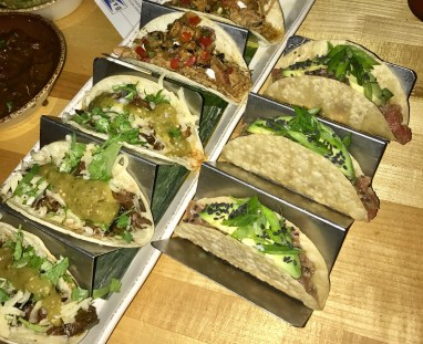 Tacos on tacos