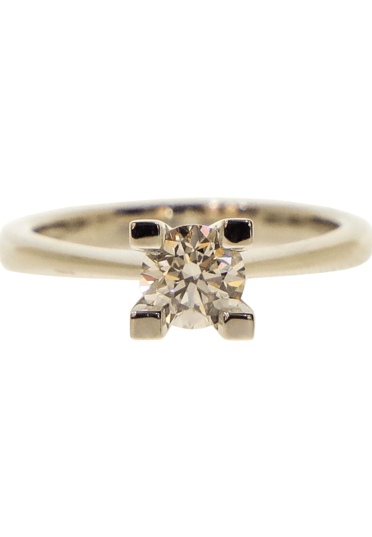 Solitaire Engagement Ring Image