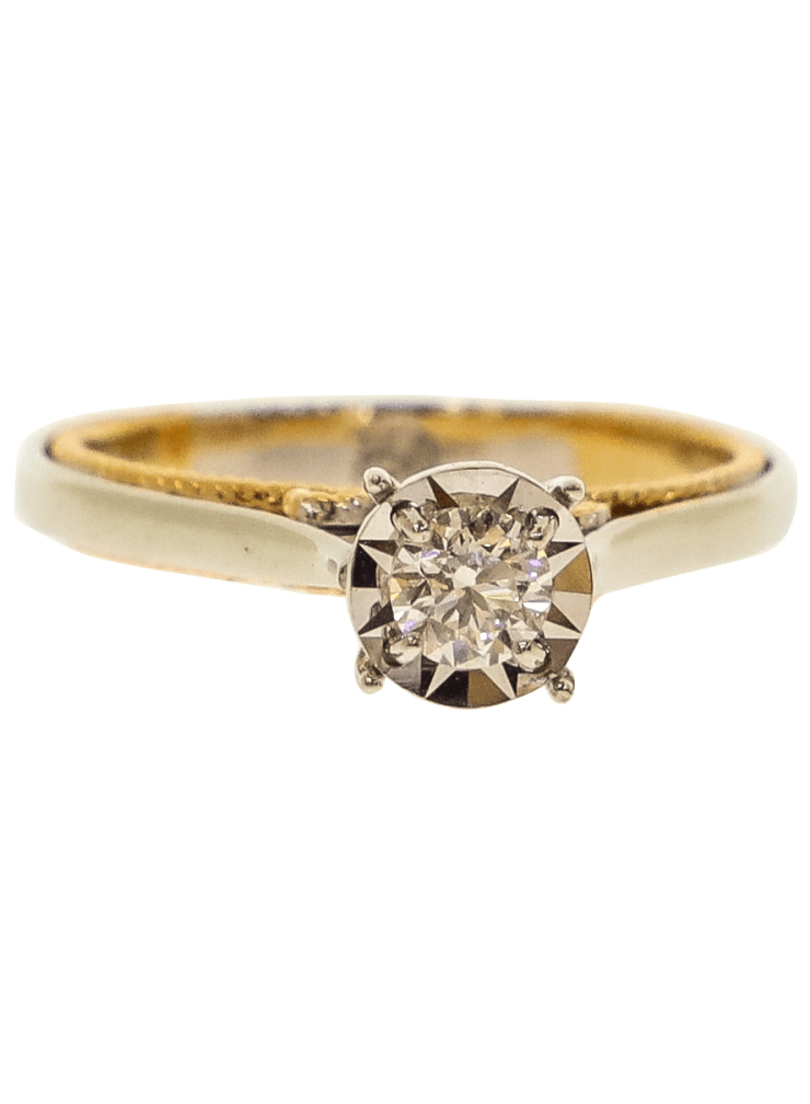 Engagement Ring - LHD Image