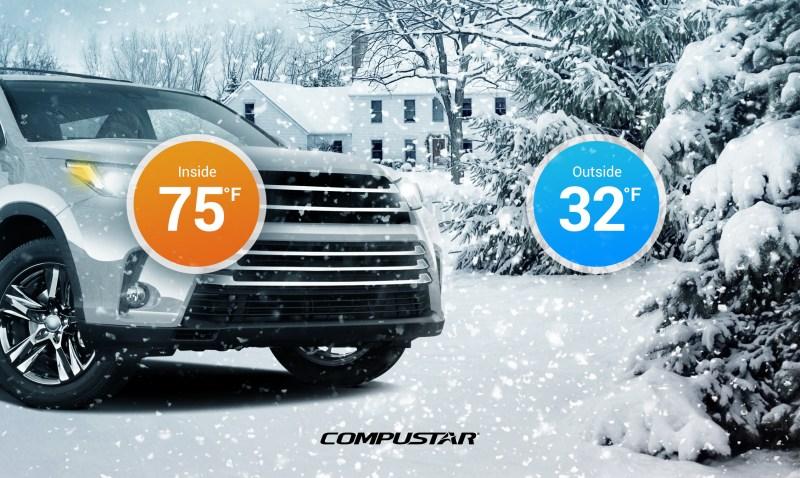 Compustar SUV Snow