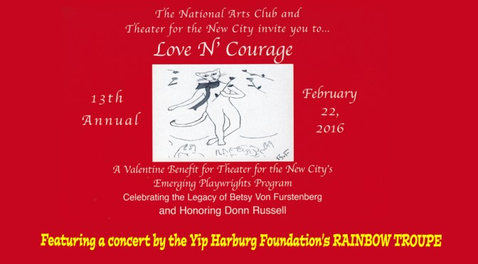 The 13th Annual Love'n'Courage Benefit