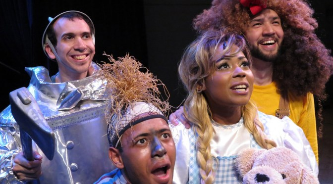 THE WIZARD OF OZ: A JAZZ MUSICAL FOR ALL AGES at Harlem Rep