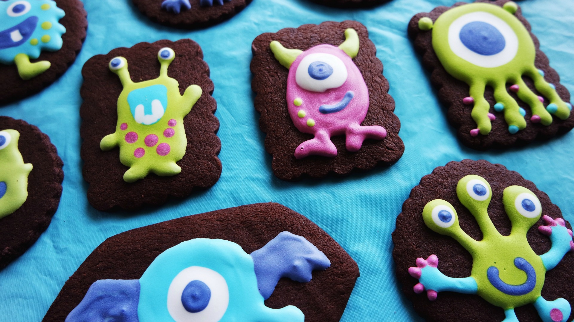 Little Monster Birthday Party Ideas Fun Decoration And Sweets Ideas For Baby Toddler Monster Parties