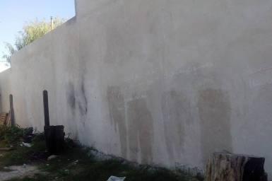 Paredón de 3 mts. de ancho x 10 de largo, Altos de San Lorenzo, La Plata