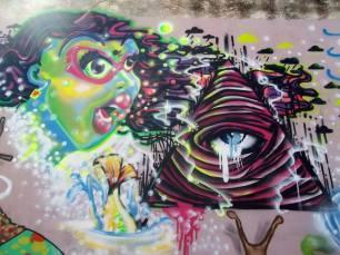 Primer Encuentro Internacional de arte urbano Salta- 2015