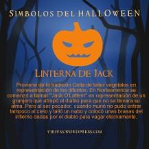 La Linterna de Jack y su uso en Halloween