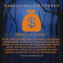 """Significado del """"Dulce o Truco"""" durante la Noche del Halloween"""