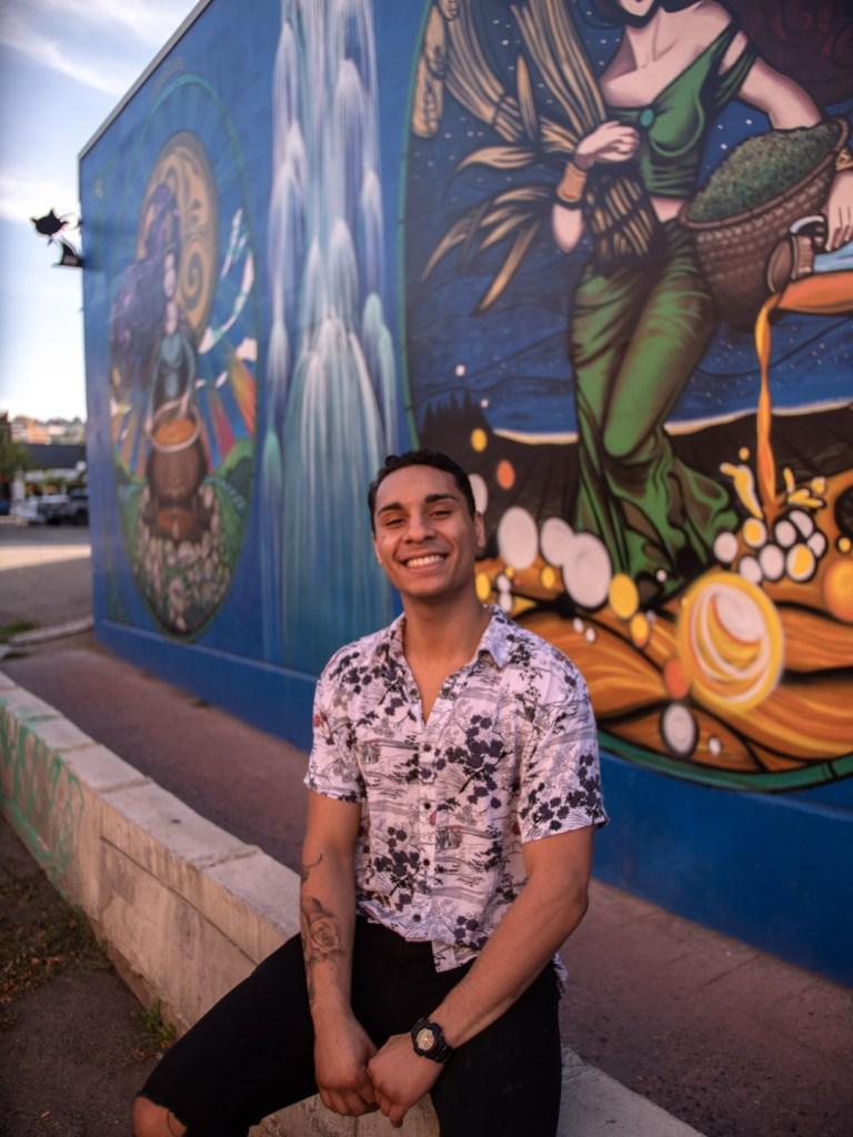 Exploring the Back Alley Art Gallery in Downtown Kamloops