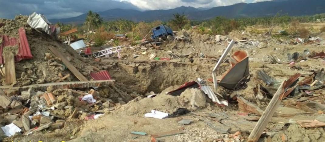 Catatan Perjalanan dr. Bowo Swasono ke Palu (Tim SRK Lombok)
