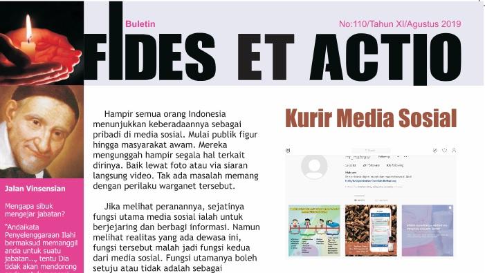 Kurir Media Sosial
