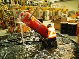 SL Powerhouse Foam System Bladder Tank Replacement 2014
