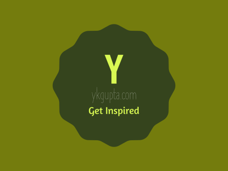 site icon for website ykgupta.com