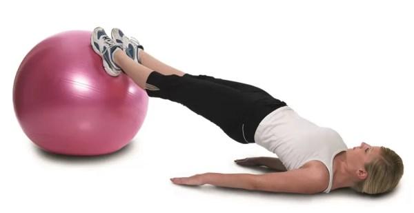 Bóng tập thể dục
