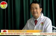 Phương pháp điều trị bệnh gút (bệnh gout) mới nhất hiện nay