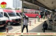 TP.HCM dừng toàn bộ xe đến Đà Nẵng từ chiều ngày 28-7 để phòng dịch COVID-19