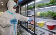 Lấy mẫu xét nghiệm thực phẩm nhập khẩu từ các nước đang có dịch COVID-19