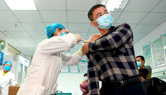 nguoi dan trung quoc tiem vacxin covid-19 tin tuc covid-19 Đổ xô đăng ký mua vaccine Covid-19 của Trung Quốc nguoi dan trung quoc tiem vacxin covid 19 tin tuc covid 19