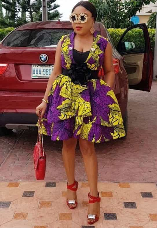 15 PICTURES Blooming Ankara Dresses For Ladies - Latest African Fashion