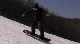 Саша Кузнецов - сноубордист и сёрфер