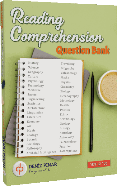 12.03 READING COMPREHENSION QUESTION BANK