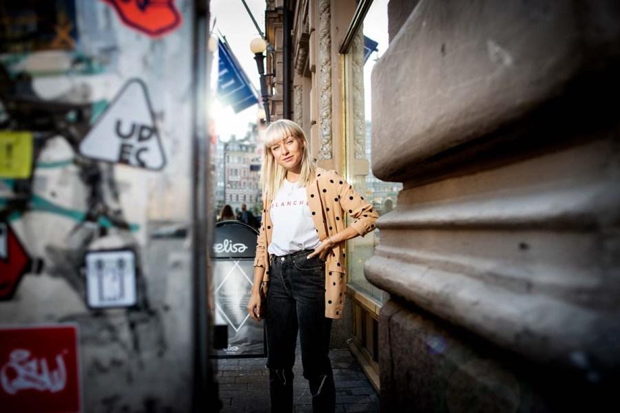 Sara Vanninen Sara Tickle Elisa Kulma